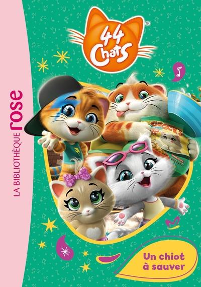 44 chats. Volume 1, Un chiot à sauver