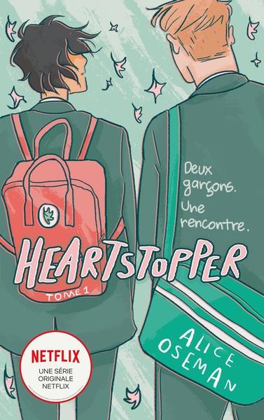HEARTSTOPPER - TOME 1 - DEUX GARCONS. UNE RENCONTRE.